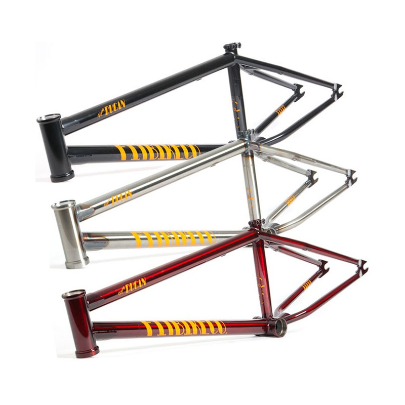 Fit Bikes Dugan Frame Farbe: Black, 02 Oberrohr länge: 21,0\