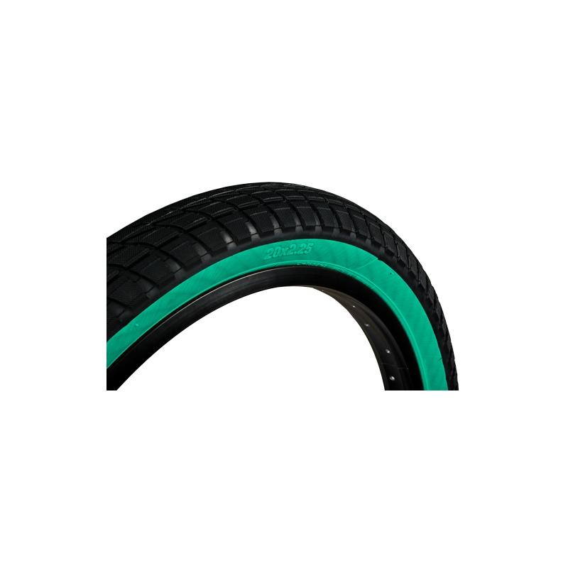 Fit Bikes FAF Tires Farbe: Tan-Wall, Reifengr??e: 20\