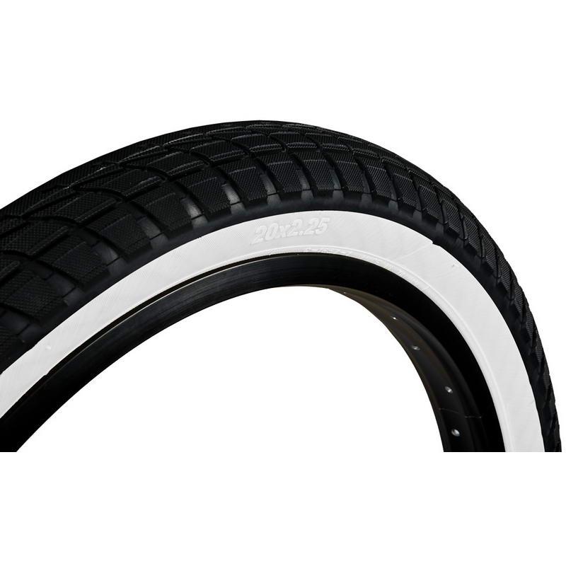 Fit Bikes FAF Tires Farbe: White-Wall, Reifengr??e: 20\
